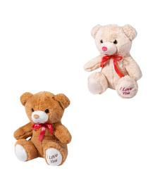 Мягкая игрушка Stip Медвежонок I love you 28 см (в ассорт)