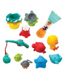 Набор для ванной Infantino Большая рыбалка