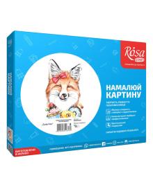 Набор Rosa Start Картина по номерам Сute Fox N00013208, 4823098516439