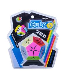 Магический кубик Shantou Megaminx Shantou Jinxing plastics ltd FX7522Y, 6967850241875