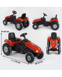 Трактор педальный 07-321 RED Красный 77234