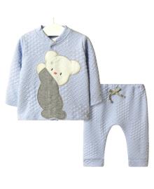 Костюм детский 3 в 1 Тедди, голубой Twetoon Flexi FL217348