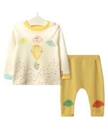 Костюм детский 2 в 1 Воздушный шар, желтый Twetoon TW117232