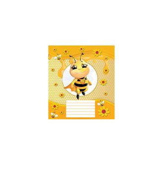 Картинки обложек на тетради с пчелками