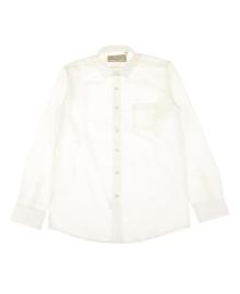 Рубашка Kniazhych молочного цвета Wisper