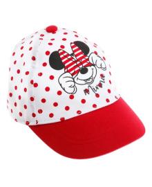 Кепка BluKids Minnie белый/красный 5106990