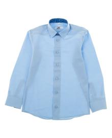 Рубашка Go Grow голубая 0818/OD-4