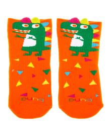 Носки Duna Orange Dinosaur 4046