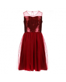 Платье Mevis Burgundy Princess 3136