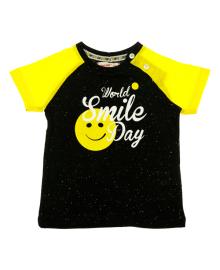 Футболка Silversun Smile Day Black BK113438