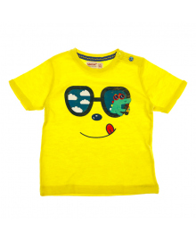 Футболка Silversun Glasses Yellow BK113632
