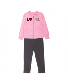 Комплект BluKids Bio Cotton Pink Love 5494500