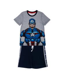Комплект BluKids Bio Cotton Avengers Captain 5538703