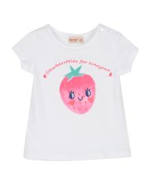 Футболка Silversun Strawberry BK115960