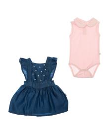 Комплект Bebetto Blue/pink K2556
