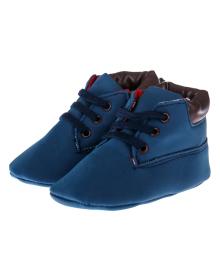 Пинетки Lapchu Blue P00017B