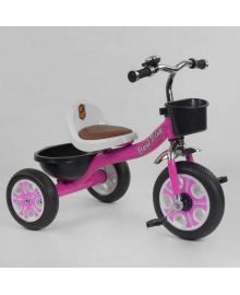 "Велосипед 3-х колёсный LM-2806 ""Best Trike"" РОЗОВЫЙ 87773"