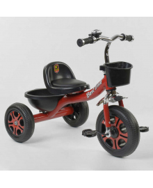 "Велосипед 3-х колёсный LM-3577 ""Best Trike"" КРАСНЫЙ 87777"