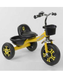 "Велосипед 3-х колёсный LM-9033 ""Best Trike"" ЖЕЛТЫЙ 87778"
