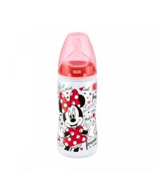 Бутылочка из пластика Микки Маус FC и соска 2 размера NUK 10741598, 4008600200413