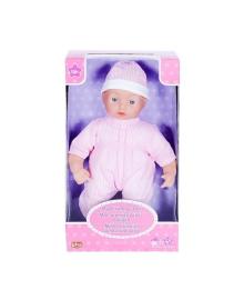 Пупс Lutus Onda новорожденный в розовом, 33 см