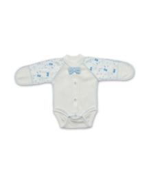 Боди Бетис Бантик молочно-голубого цвета Бетіс 27077022