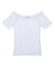 Блуза BluKids Bio Cotton Elastic White 5534493