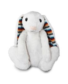 Мягкая игрушка ночник Zazu Bibi Зайчик, 19 см