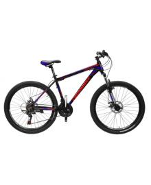 """Велосипед Cross Leader V2 27.5"""" 19"""" Черный-Синий-Красный (27CJPr19-60)"""