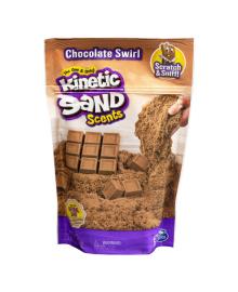 Кинетический песок с ароматом Kinetic Sand Горячий шоколад