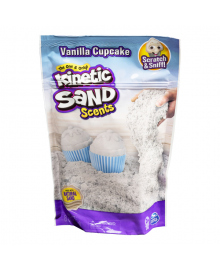 Кинетический песок с ароматом Kinetic Sand Ванильный капкейк