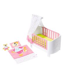 Кроватка для куклы Baby Born Спокойной ночи  827420, 4001167827420