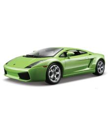 Автомодель - LAMBORGHINI GALLARDO LP560-4 (2008), (ассорти белый,  светло-зеленый металлик, 1:32)