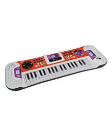 SIMBA TOYS Музыкальный инструмент Синтезатор с разъемом для МР3-плеера, 37 клавиш, 62 см, 6  683 2606