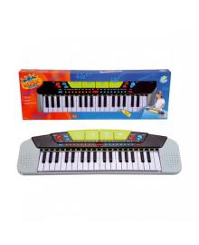 SIMBA TOYS Клавишные Современный стиль, 37 клавиш, 54х17 см, 4