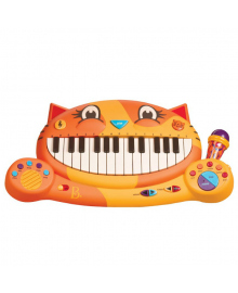 Музыкальная игрушка - КОТОФОН Battat (BX1025Z)