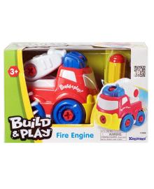 KEENWAY BUILD&PLAY Пожарная машина, конструктор