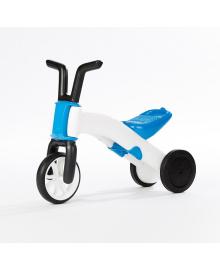 CHILAFISH - BUNZI Беговел синий, трансформер, 3 прорез. колеса, груз. до 25 кг CPBN01BLU, 5425029650022
