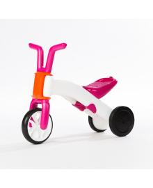 CHILAFISH - BUNZI Беговел розовый, трансформер, 3 прорез. колеса, груз. до 25 кг  CPBN01PIN, 5425029650046