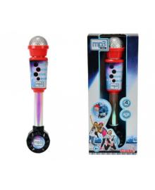 SIMBA TOYS Музыкальный инструмент Микрофон с разъемом для МР3 плеера, 30 см, 6  683 0401