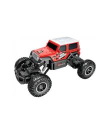 Автомобиль OFF-ROAD CRAWLER на р/у – WILD COUNTRY (красный, аккум. 3,6V, 1:20) Sulong Toys SL-106AR, 6900006510555