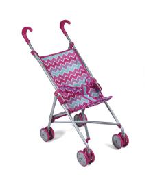 TODSY Коляска-строллер Walky, розовая 9302P, 2000060012317