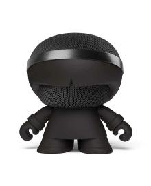 Акуст. стереосистема XOOPAR - XBOY GLOW(12cm,чёр.,Bluetooth,MP3/SD-карт,микроф.,аудио&USB-каб.,LED) XBOY31007.21G, 4897032086586