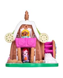 """JAZWARES NANABLES Игровая фигурка Small House Городок сладостей, Магазин """"Печенье с молоком"""""""