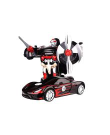 MZ Игрушка трансформер р / у Porsche 1:14, аккум ВР