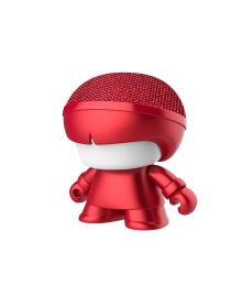 "Акуст. система XOOPAR серии ""Металлик"" - Mini XBOY (7,5 cm,красн.,Bluetooth,USB-каб,подсв., ремешк.) XBOY81001.15М, 4897032089501"