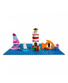 Конструктор Lego Classic Базовая Пластина Синего Цвета (10714)