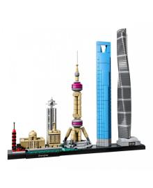 Конструктор LEGO ARCHITECTURE Шанхай  21039, 5702016111880