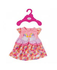 Одежда для куклы BABY BORN - ПРАЗДНИЧНОЕ ПЛАТЬЕ (2 в ассорт.) 824559
