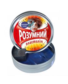"""Умный пластелин """"Прилив"""" (синий перелив)"""